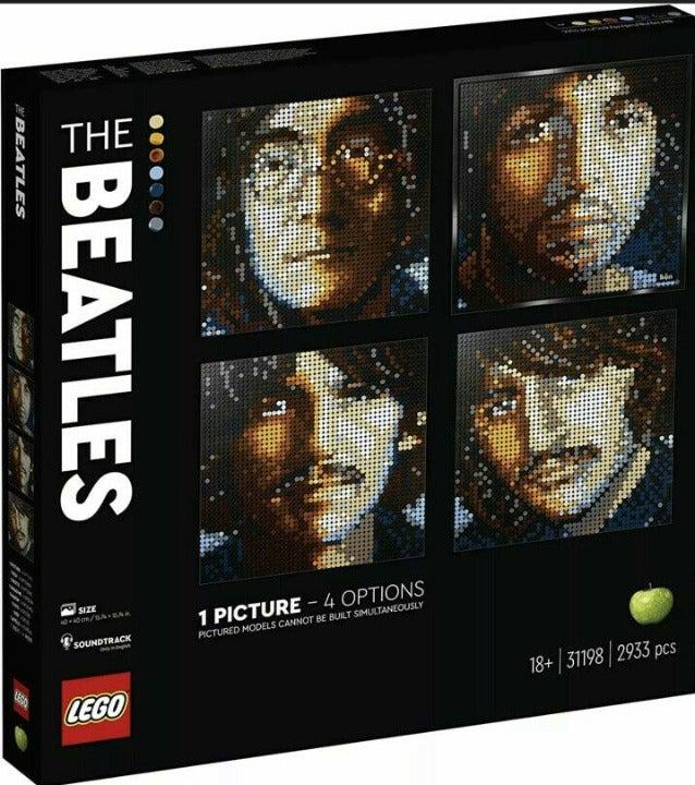 LEGO Art The Beatles 31198 EXCLUSIVE NEW