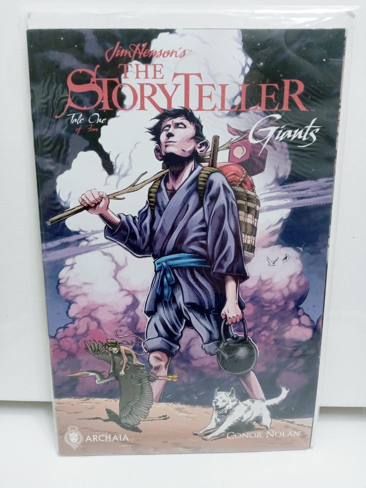 Jim Henson's The Storyteller Giants Tale