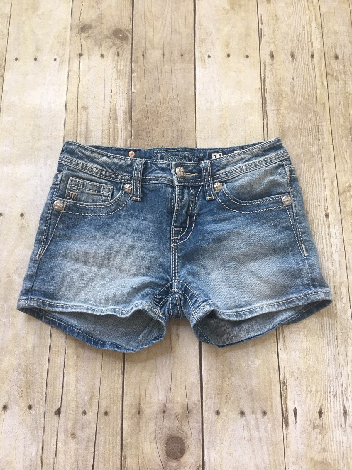 Miss Me Girls Shorts