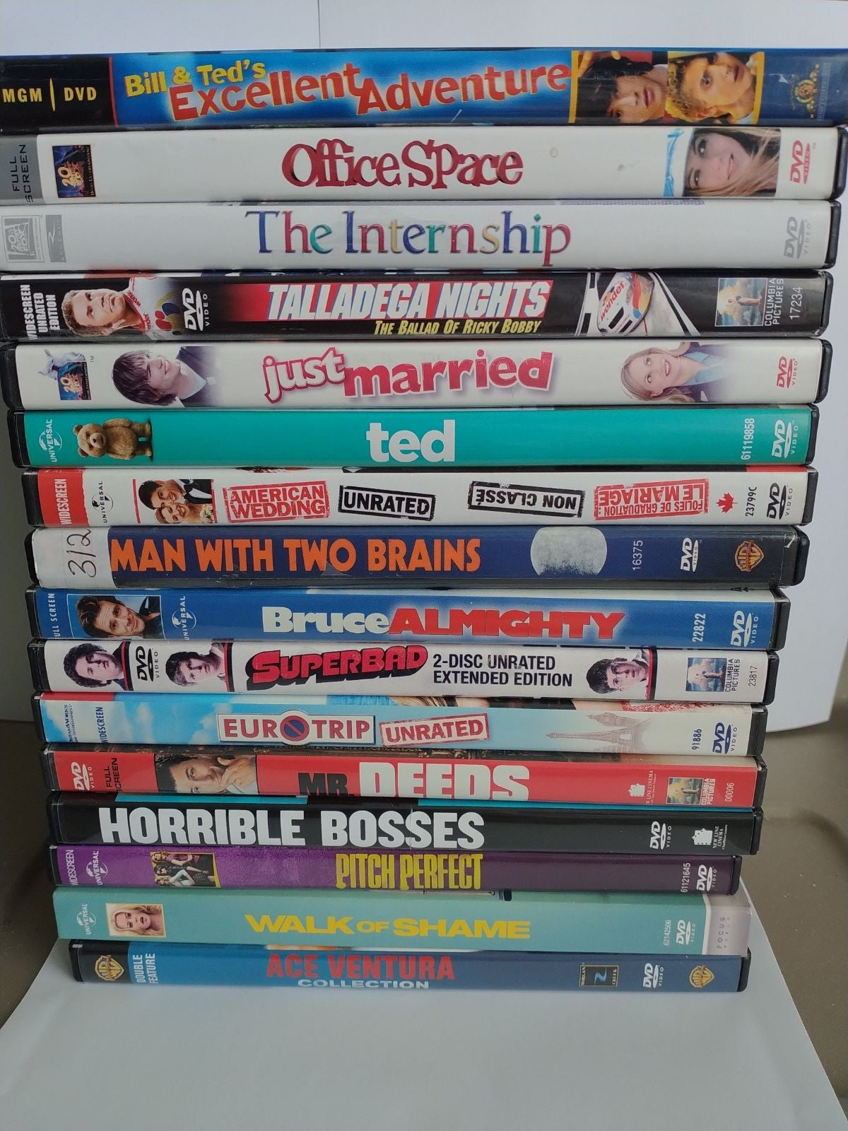 Comedy lot 17 DVD movies