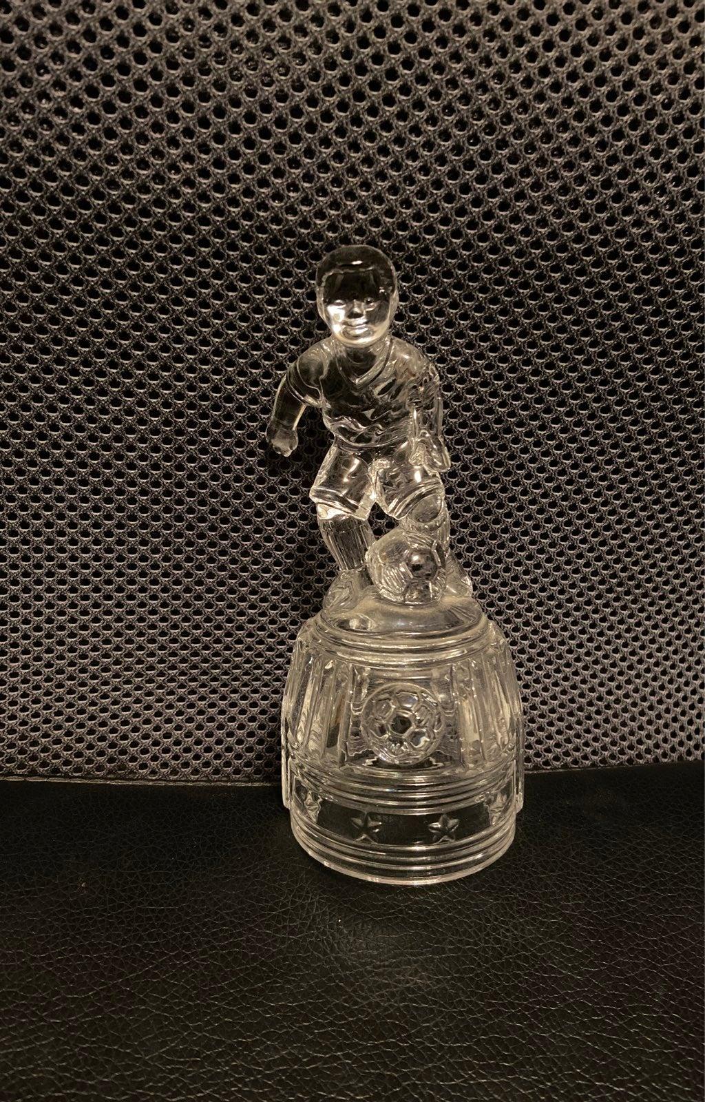 Princess house glass figure