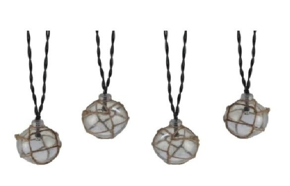 Moonrays Solar LED  Buoy String Lights