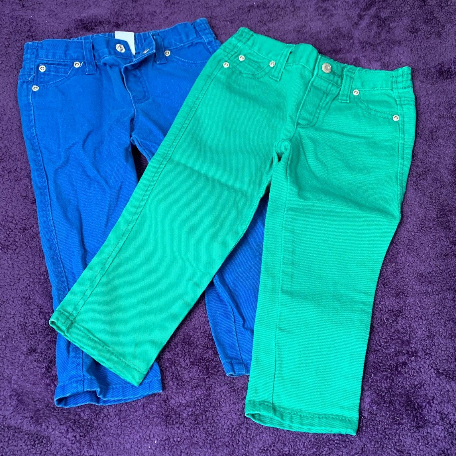 Color Jeans