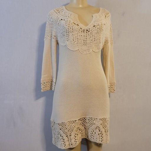 Calypso Crochet Dress