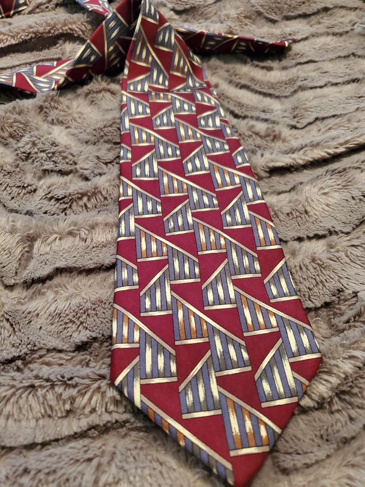 Men's tie Roundtree & Yourke