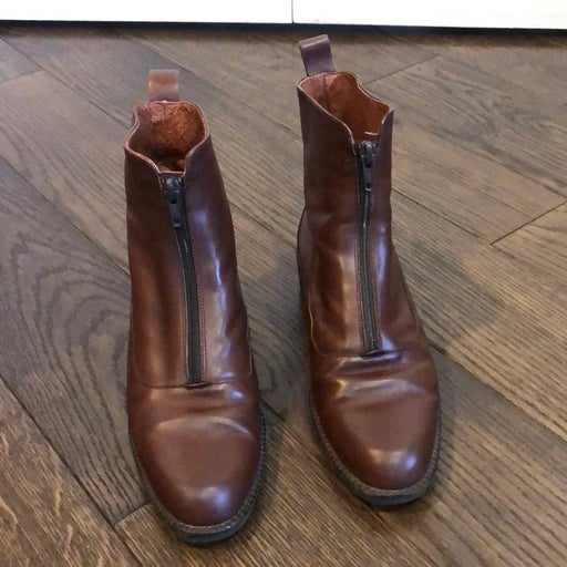 Eddie Bauer booties Made in Italy
