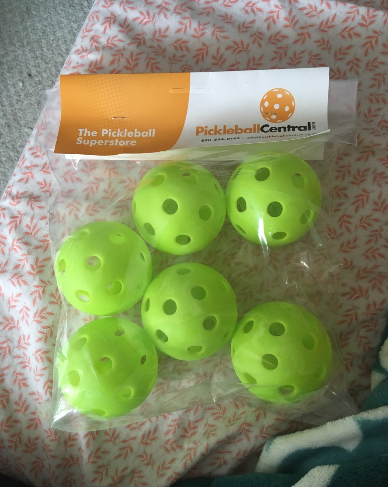Jugs Pickleball balls