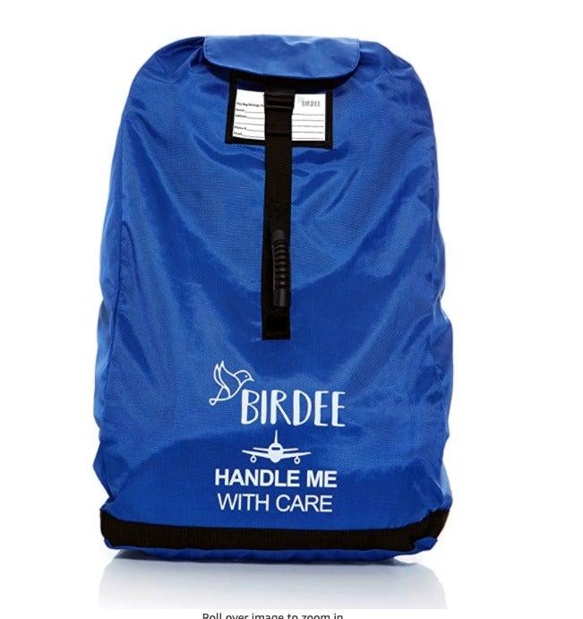 NEW Birdee Car Seat Travel Bag for Airpo