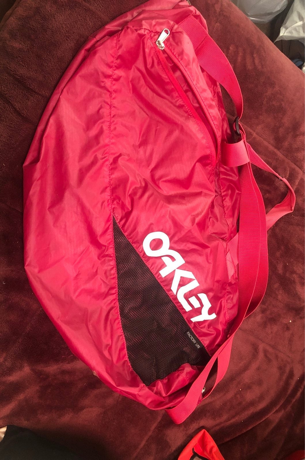 Oakley Duffle Gym Bag