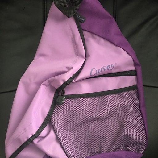 Curves Comfort Sling Pack