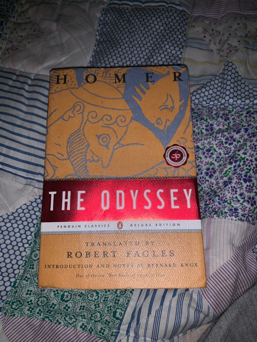 The Odyssey Translated By Robert Fagles