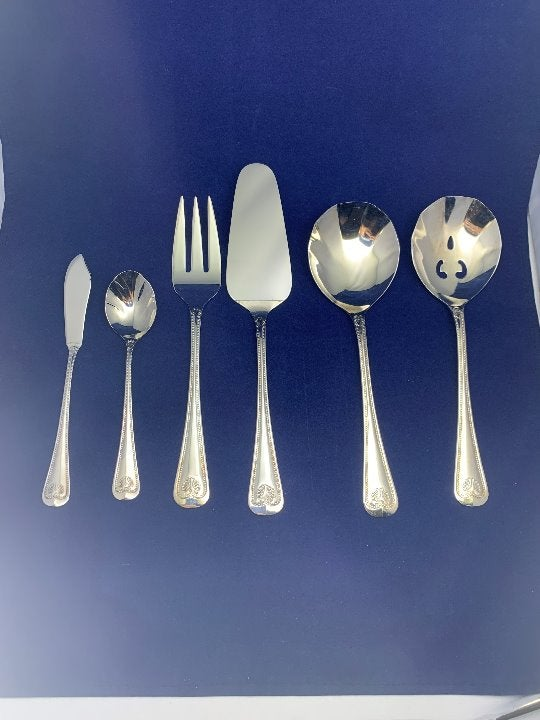 TOWLE Stainless Japan 6 pc Server Set