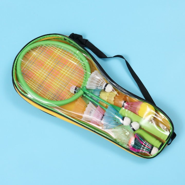 1 Set of Badminton with Bag