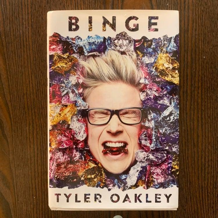 Binge Book by Tyler Oakley