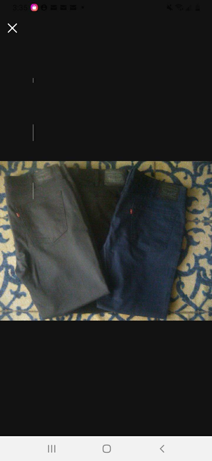 Levi Jeans Sz.40/30 , Black Sz.40/32 , G