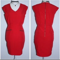 13e79862f02d Forever 21 Empire Waist Sheath Dress