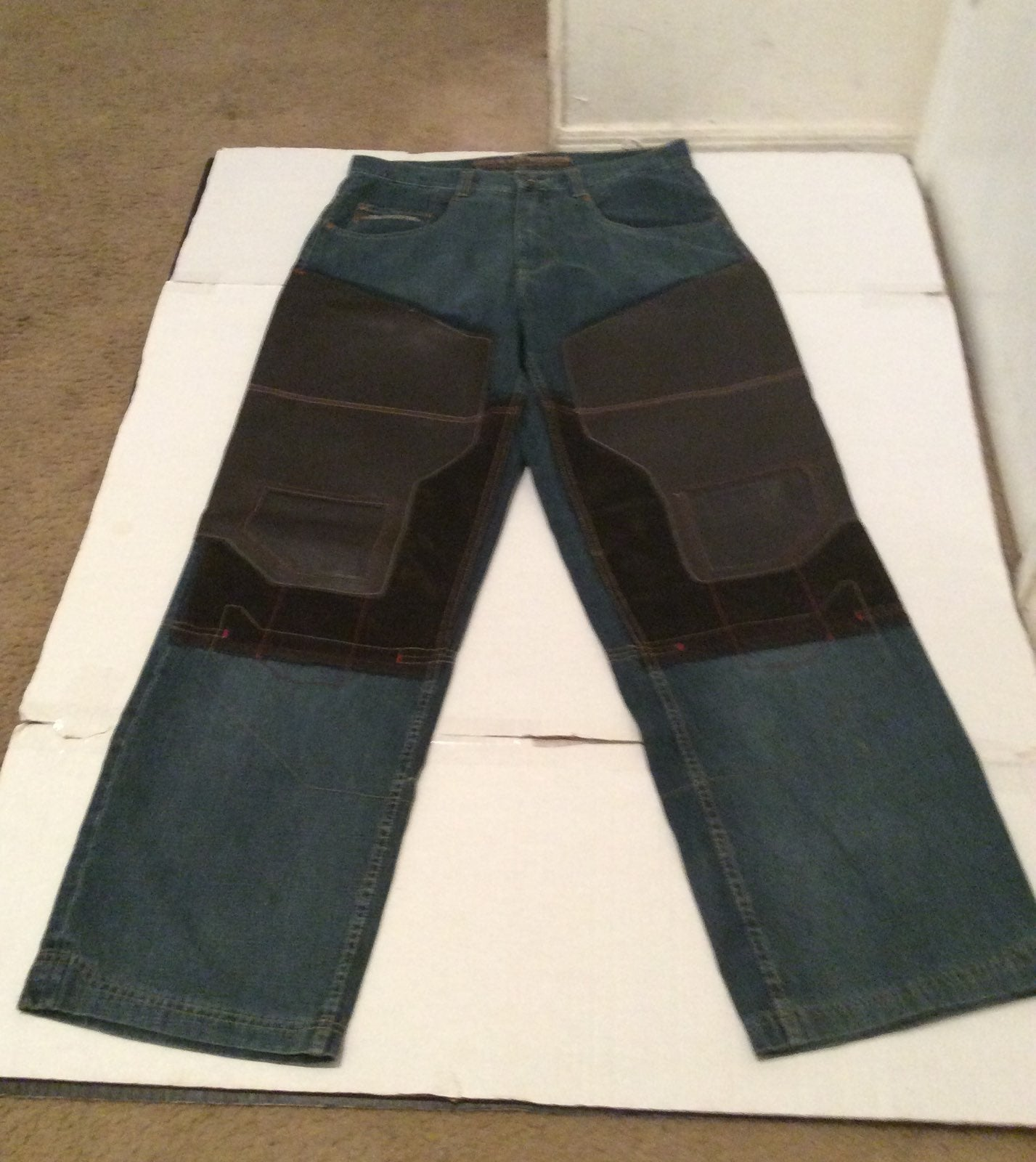 MENS PEPE LONDON JEANS SIZE 34W BY33L