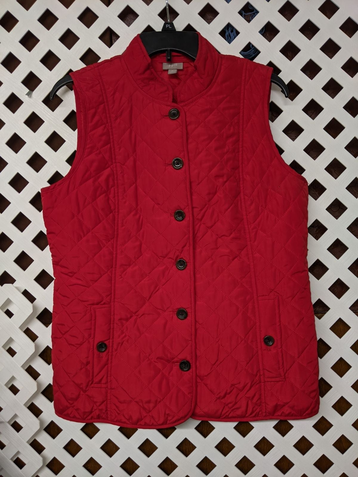 Vest winter size medium