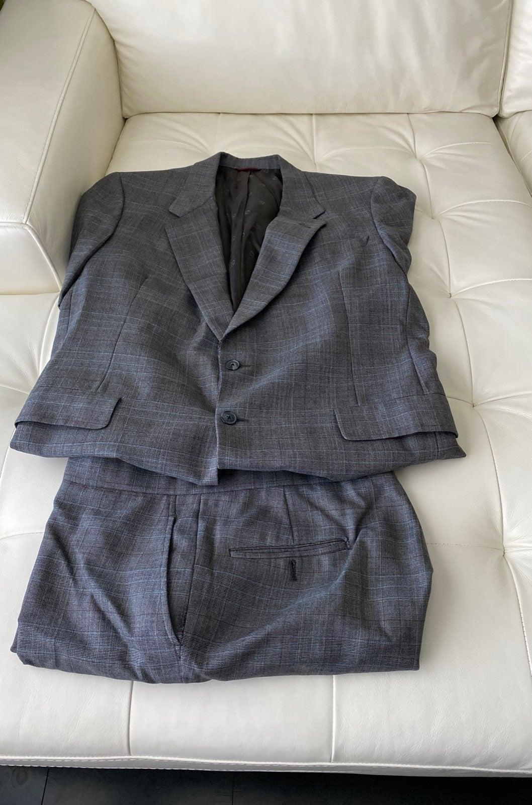 mens suit dior