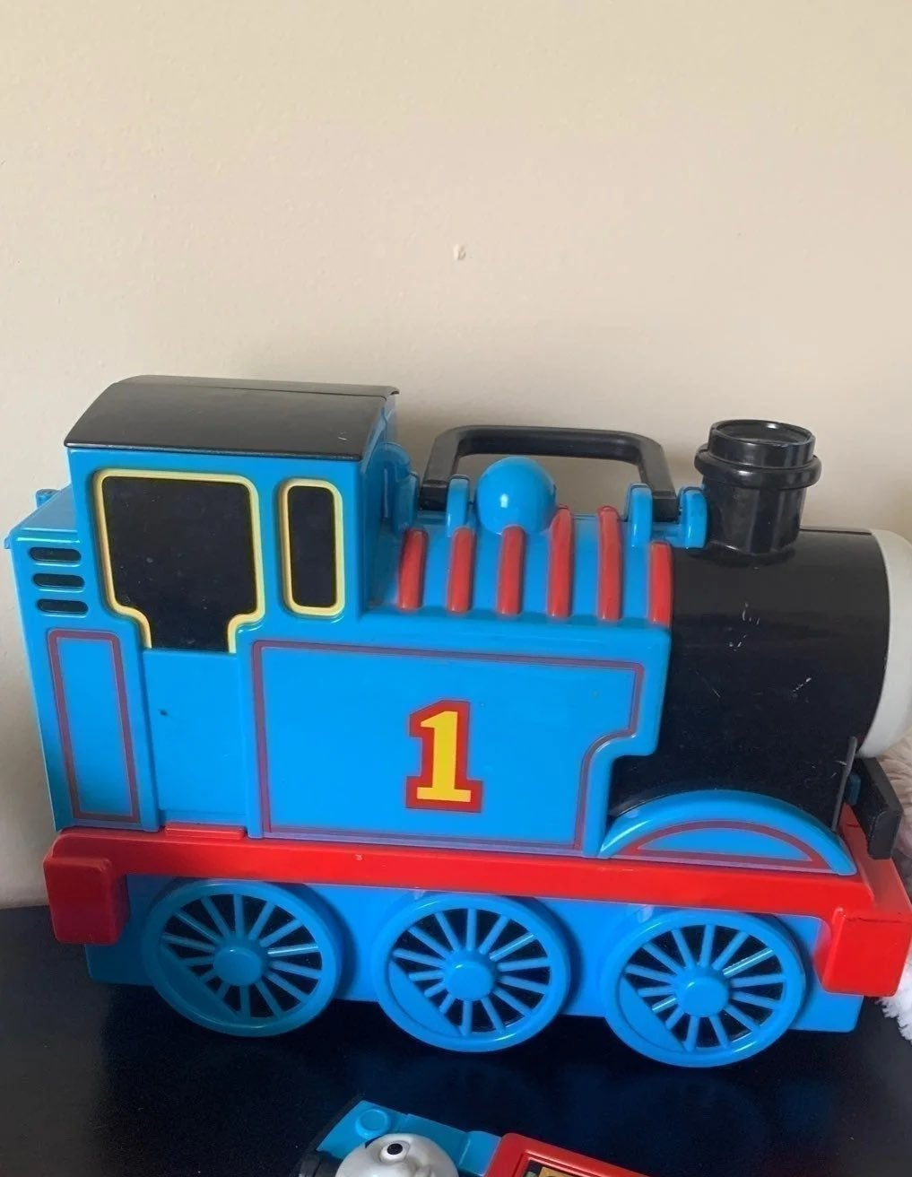 Thomas train storage and phone