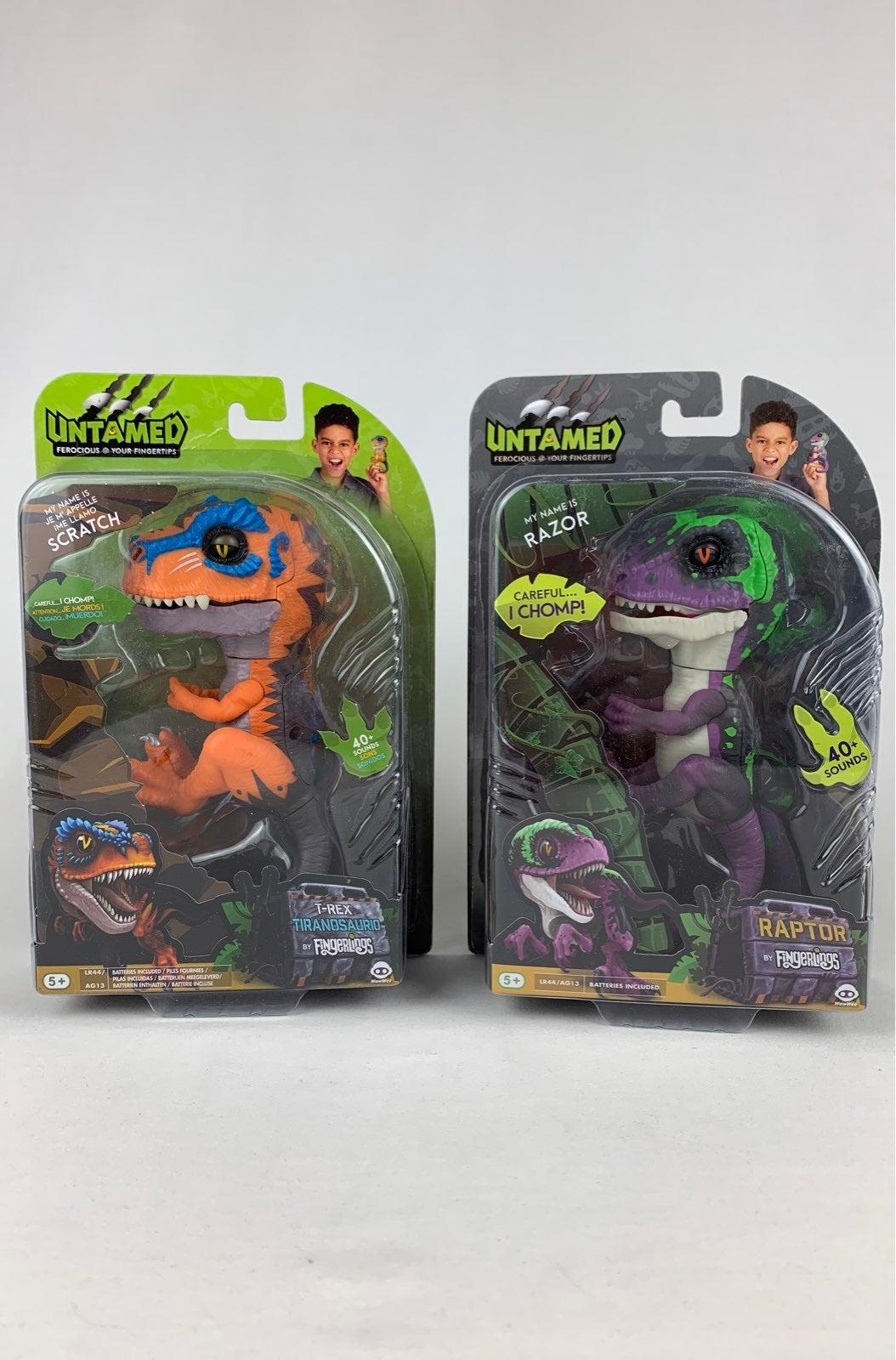 WowWee Untamed T-Rex - Scratch