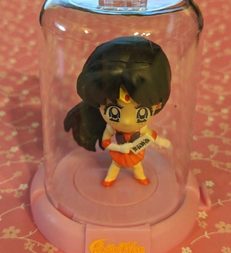Sailor Mars Domez Bobblehead Figure