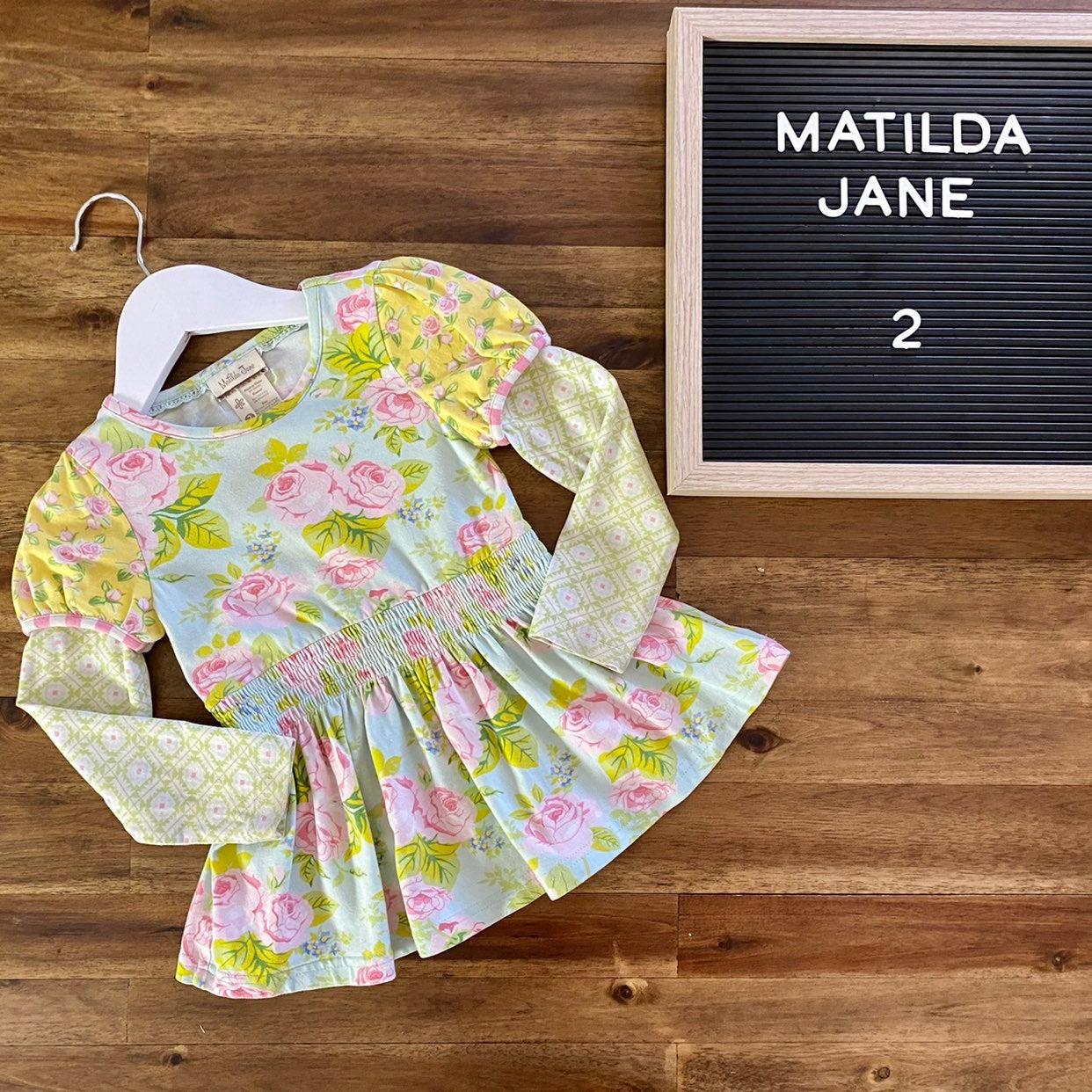 Matilda Jane Bouncing Blooms Dress 2