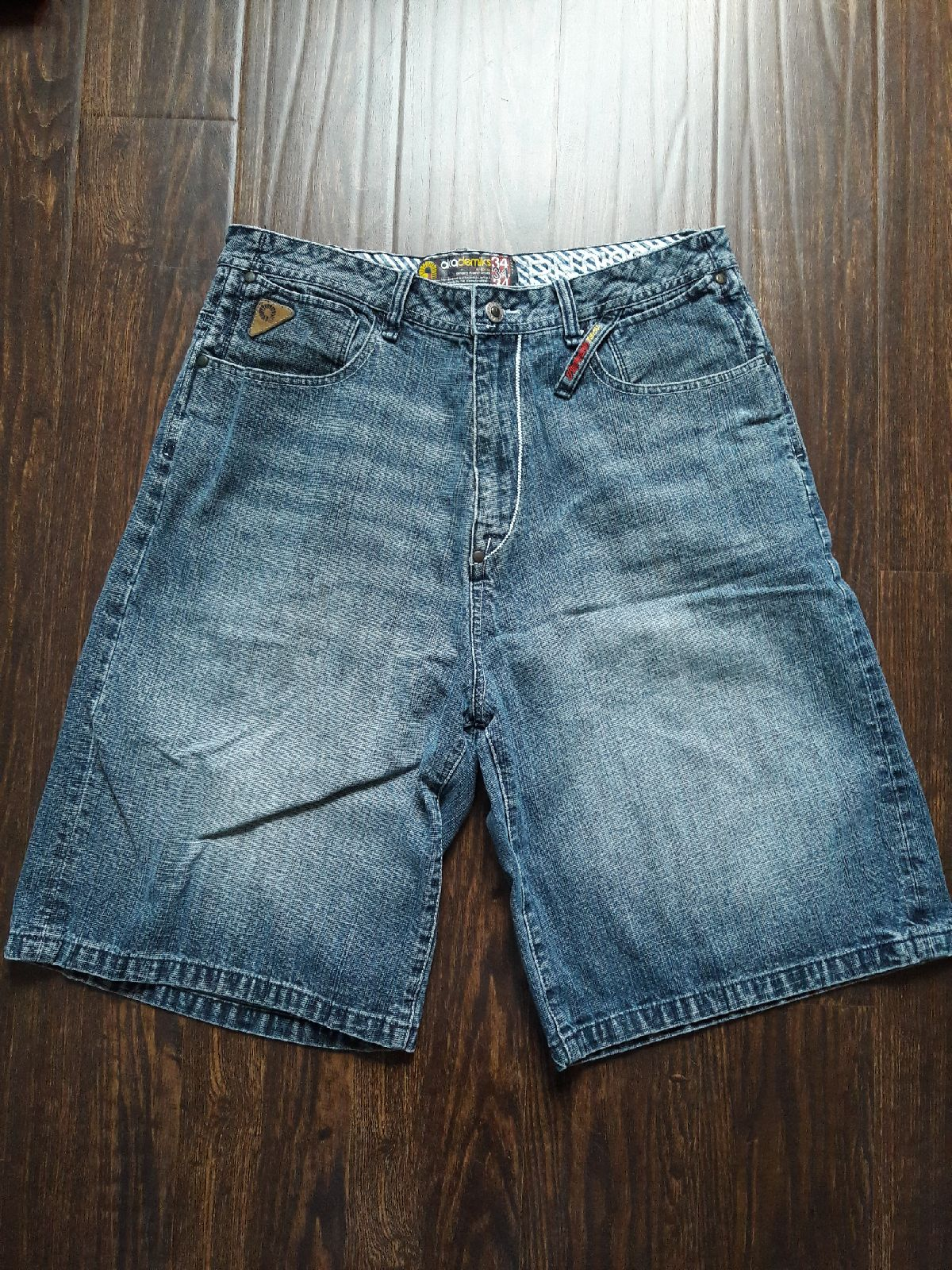 Akademicks Jean Shorts