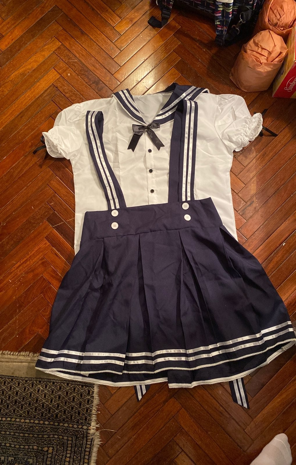 Sailor Moon inspired Cosplay Outfit!