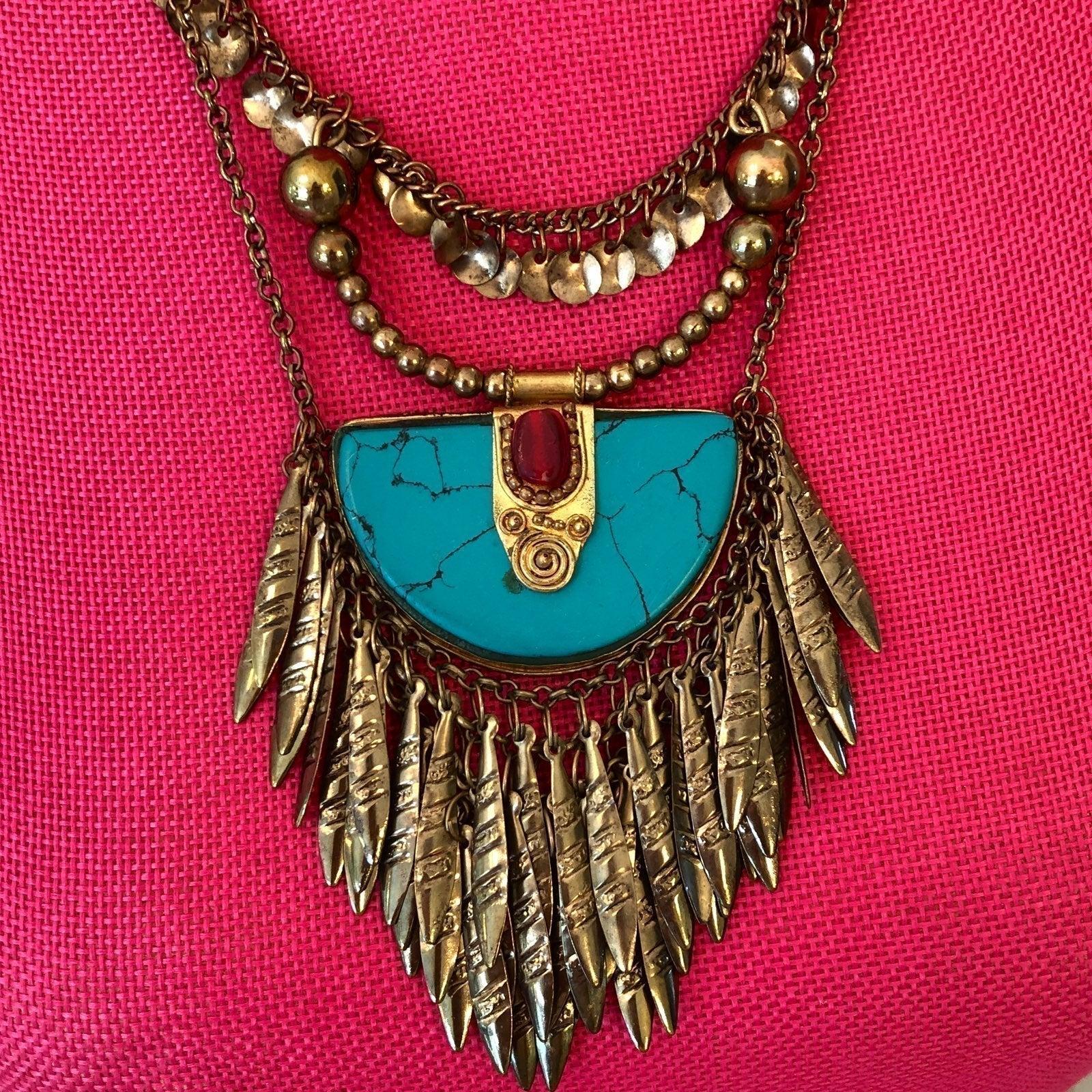 Buckle Necklace