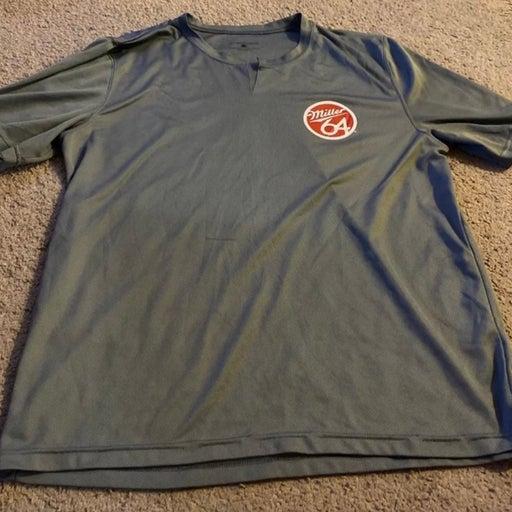 Miller 64 Tech Fit Workout Shirt