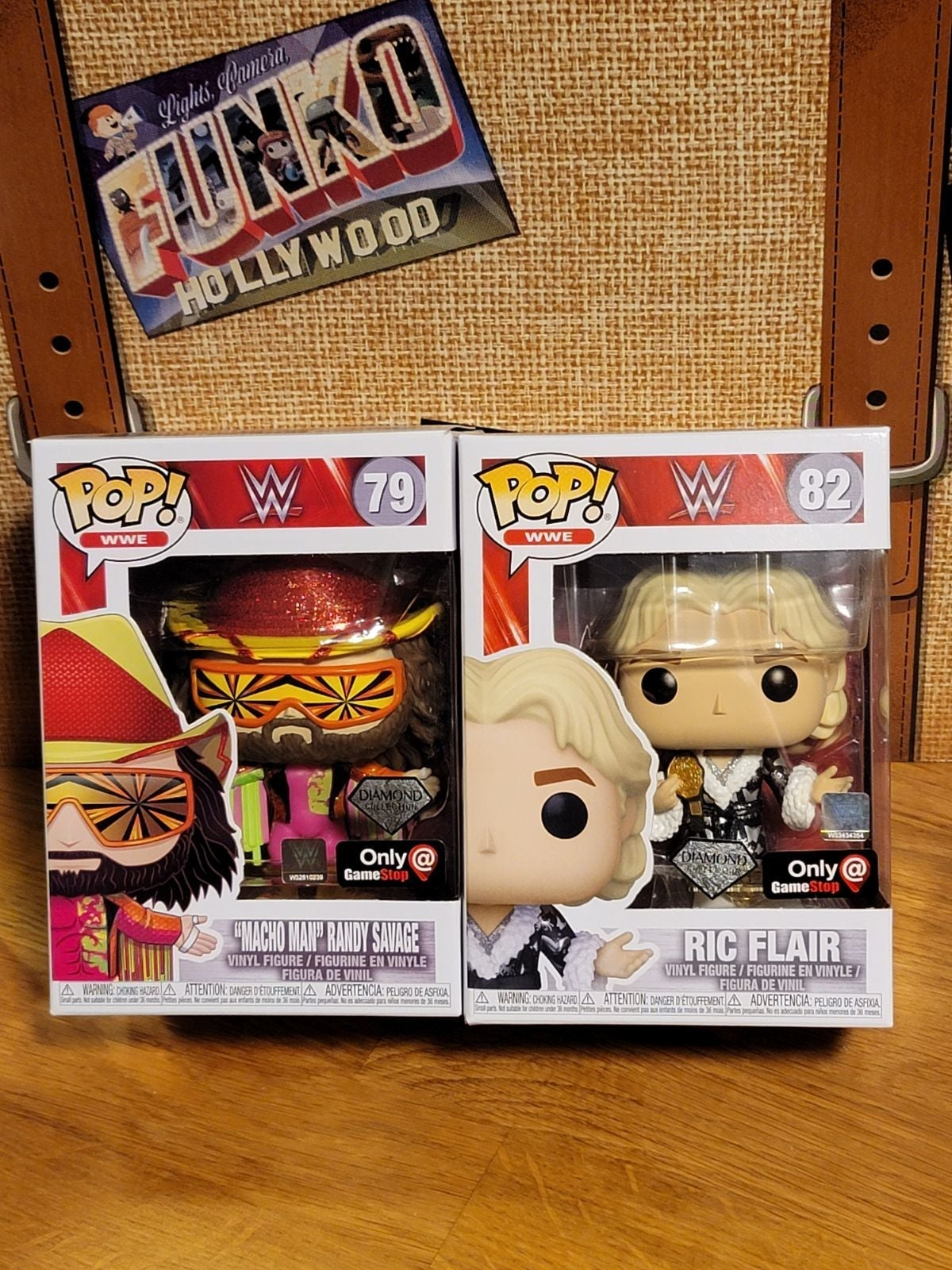 Funko Diamond  WWE Exclusives