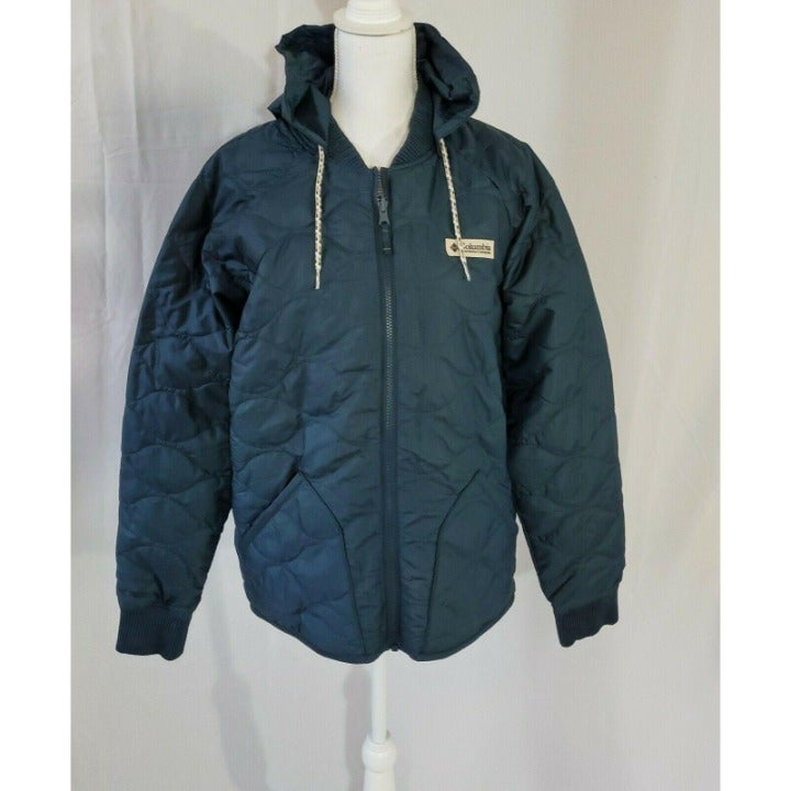 Columbia Men Hawlings Hill Bomber Jacket