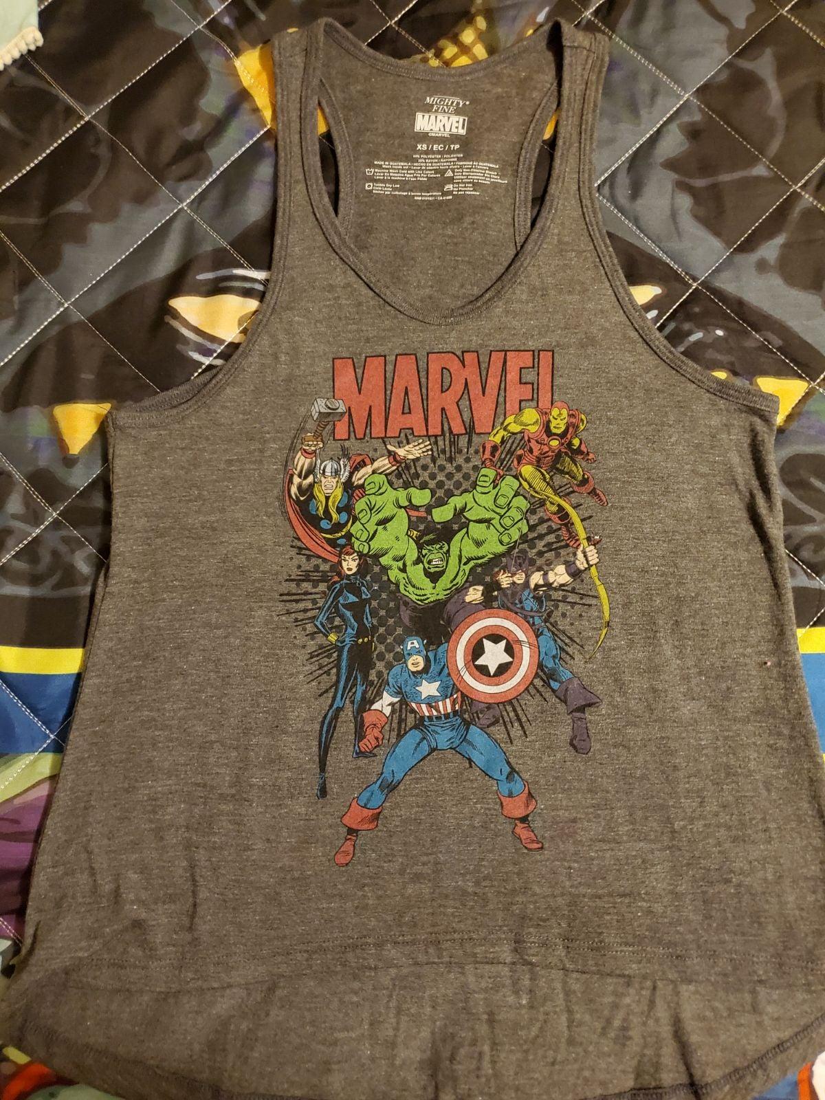 Marvel Tank Top