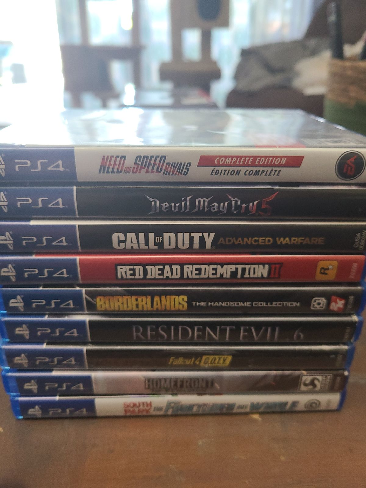 empty game cases