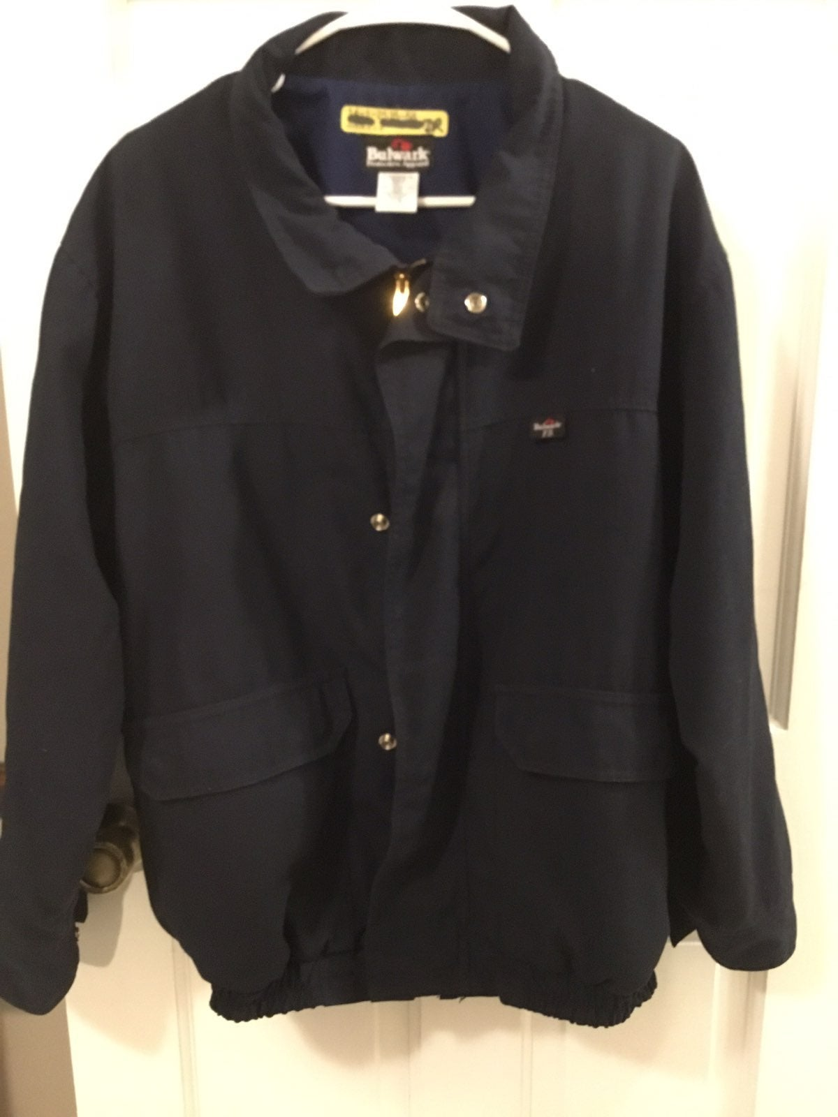 Bulwark Protective Apparel FR jacket