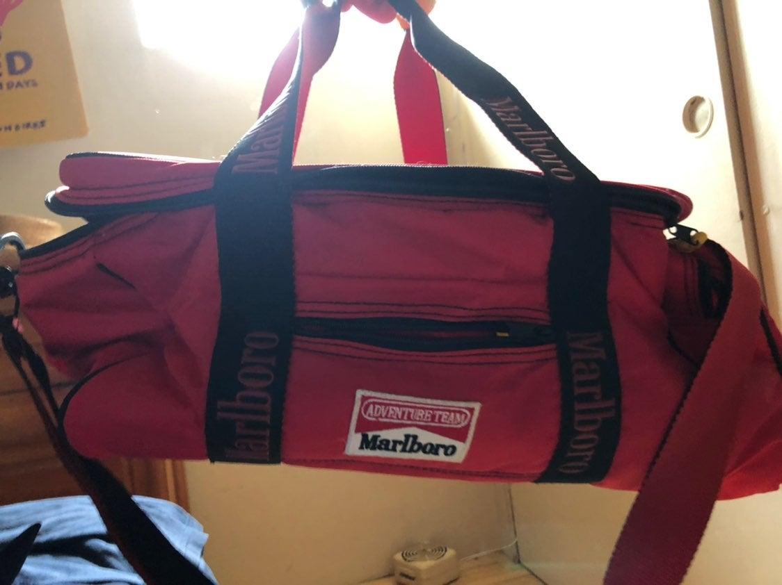 marlboro bag