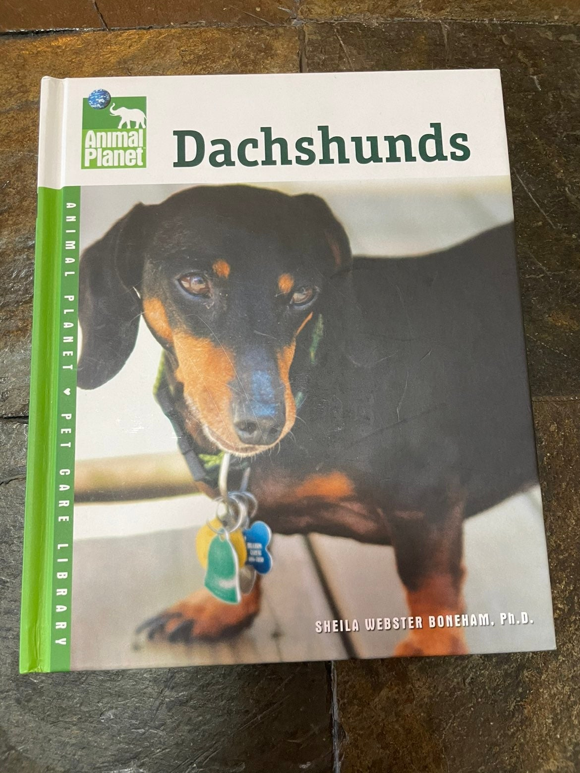 Animal Planet Dachshunds hardcover book