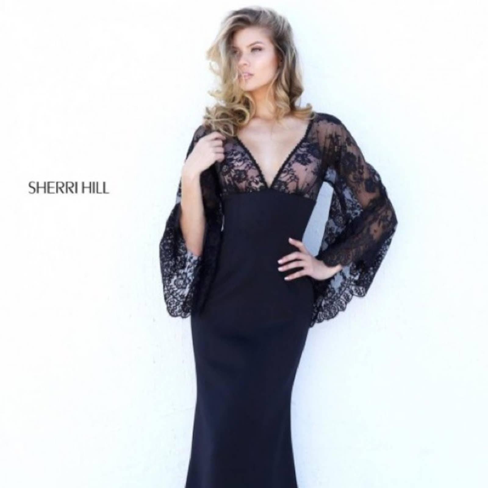 SHERRI HILL 50610 HOMECOMING DRESS
