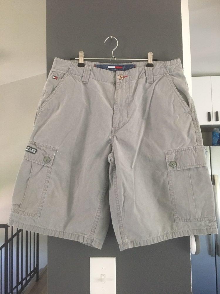 Tommy Hilfiger Gray Shorts