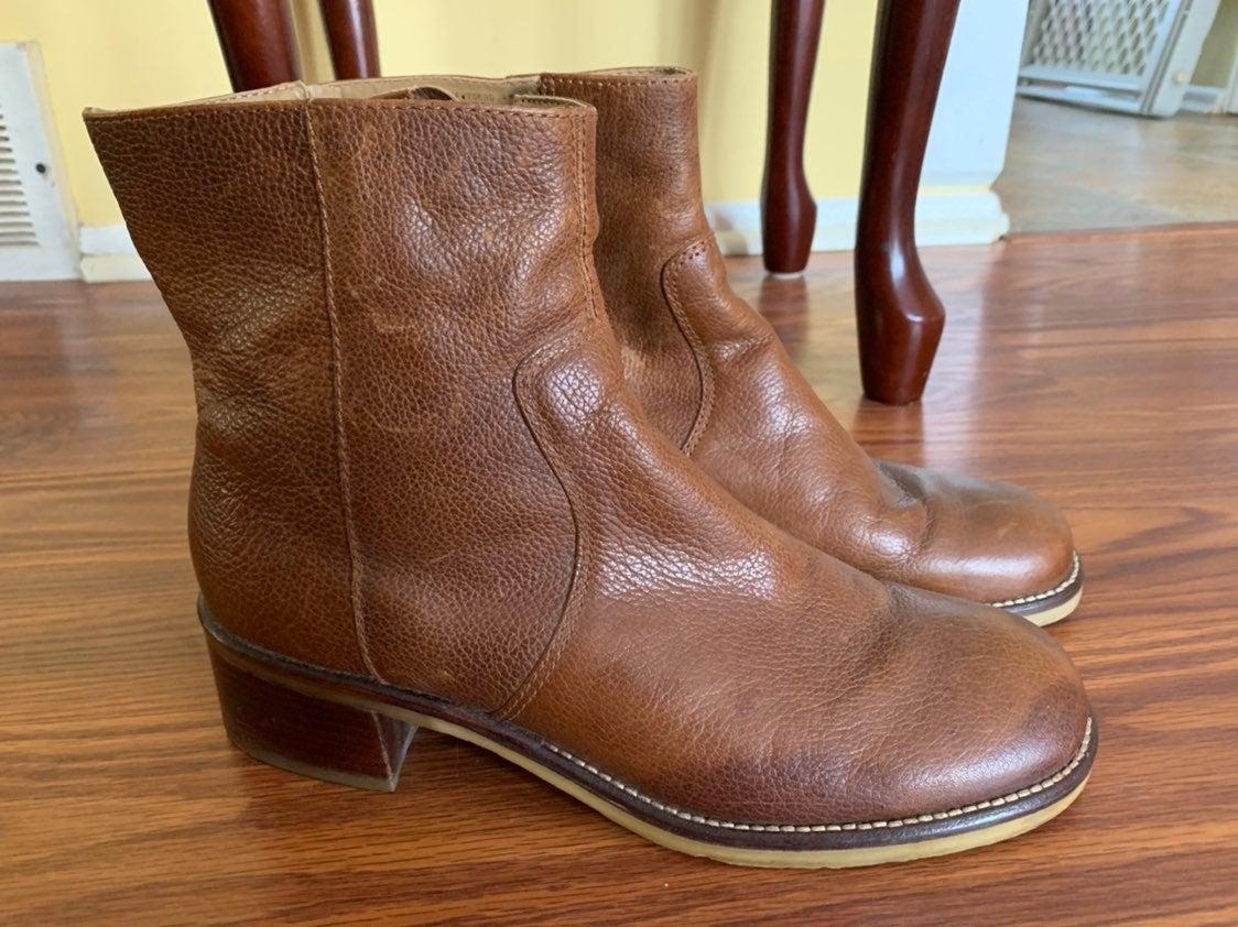 Brazil Brown boots womens