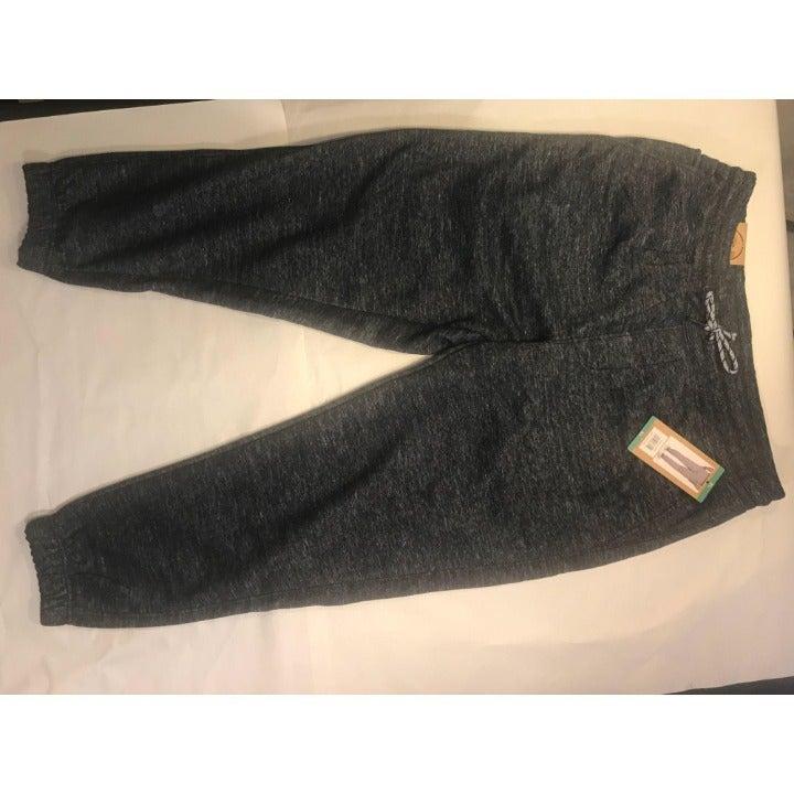 XXL Weatherproof Fleece Lined Sweatpants