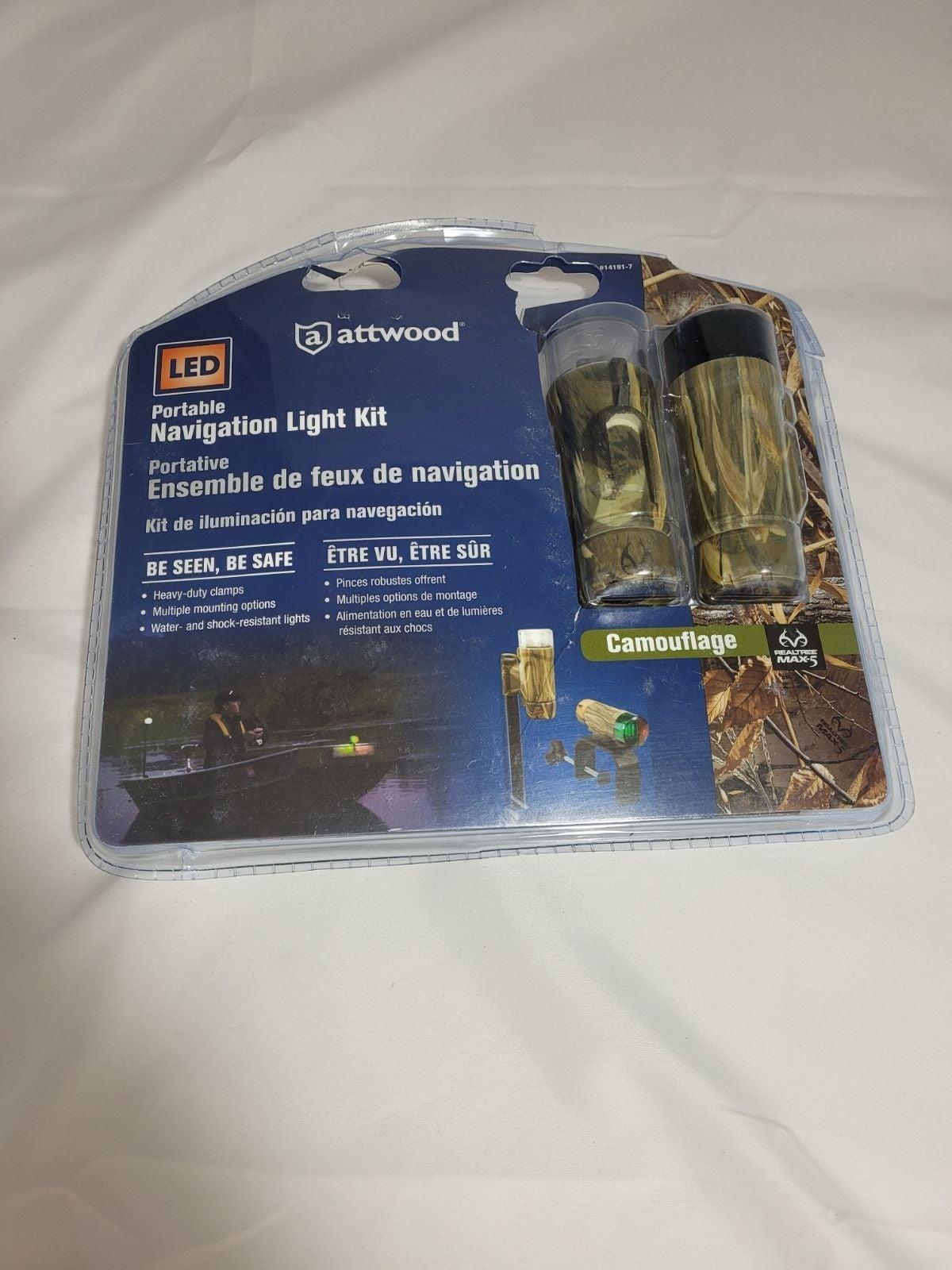 Portable Navigation Light Kit