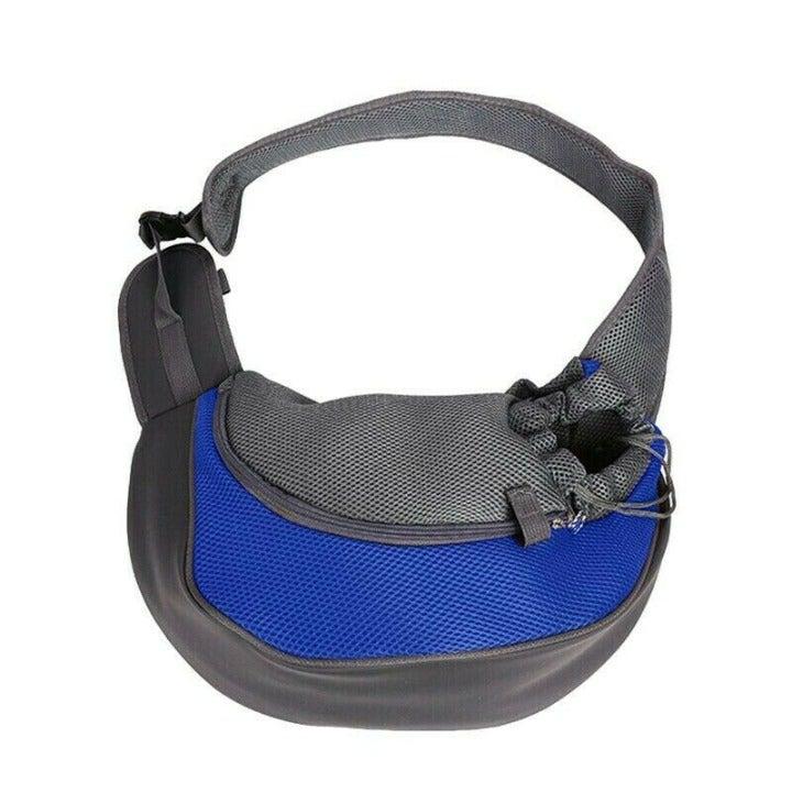 Puppy Dog Pet Mesh Shoulder Bag Carrier