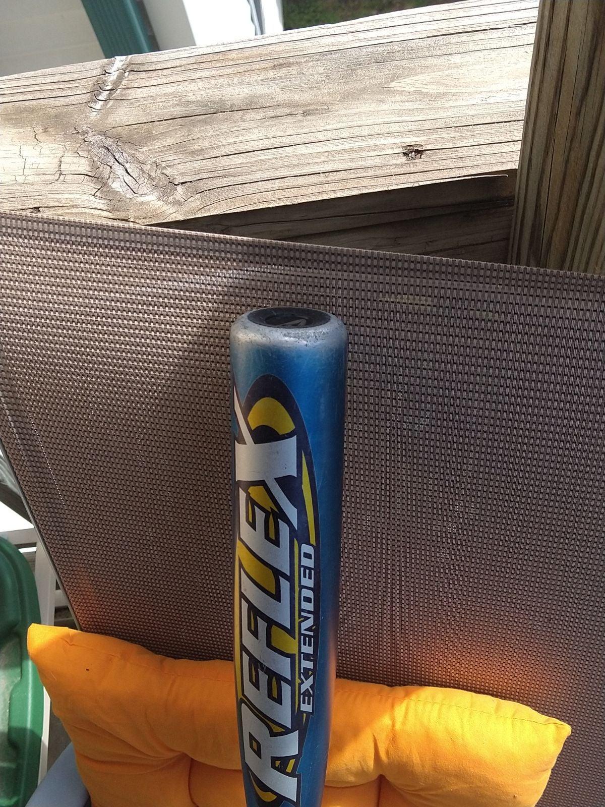 Easton aluminum baseball Bat