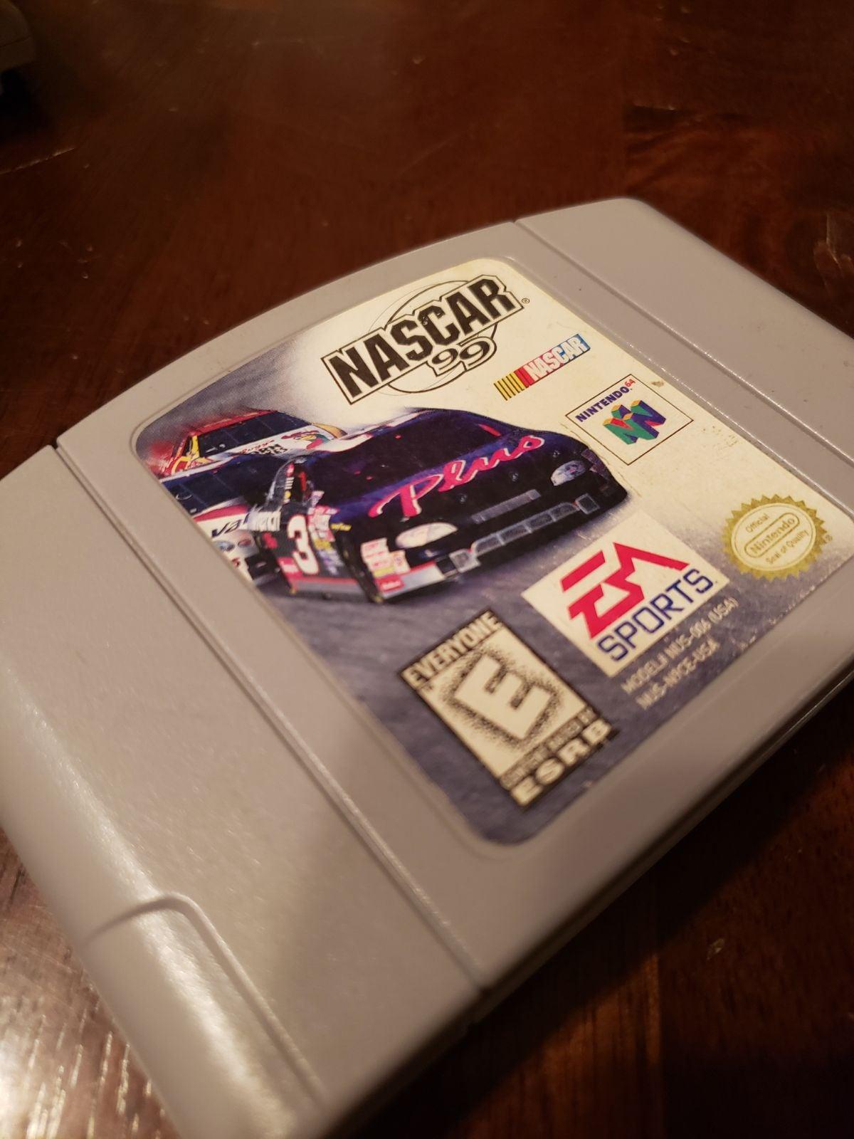 Nascar '99 - Nintendo 64