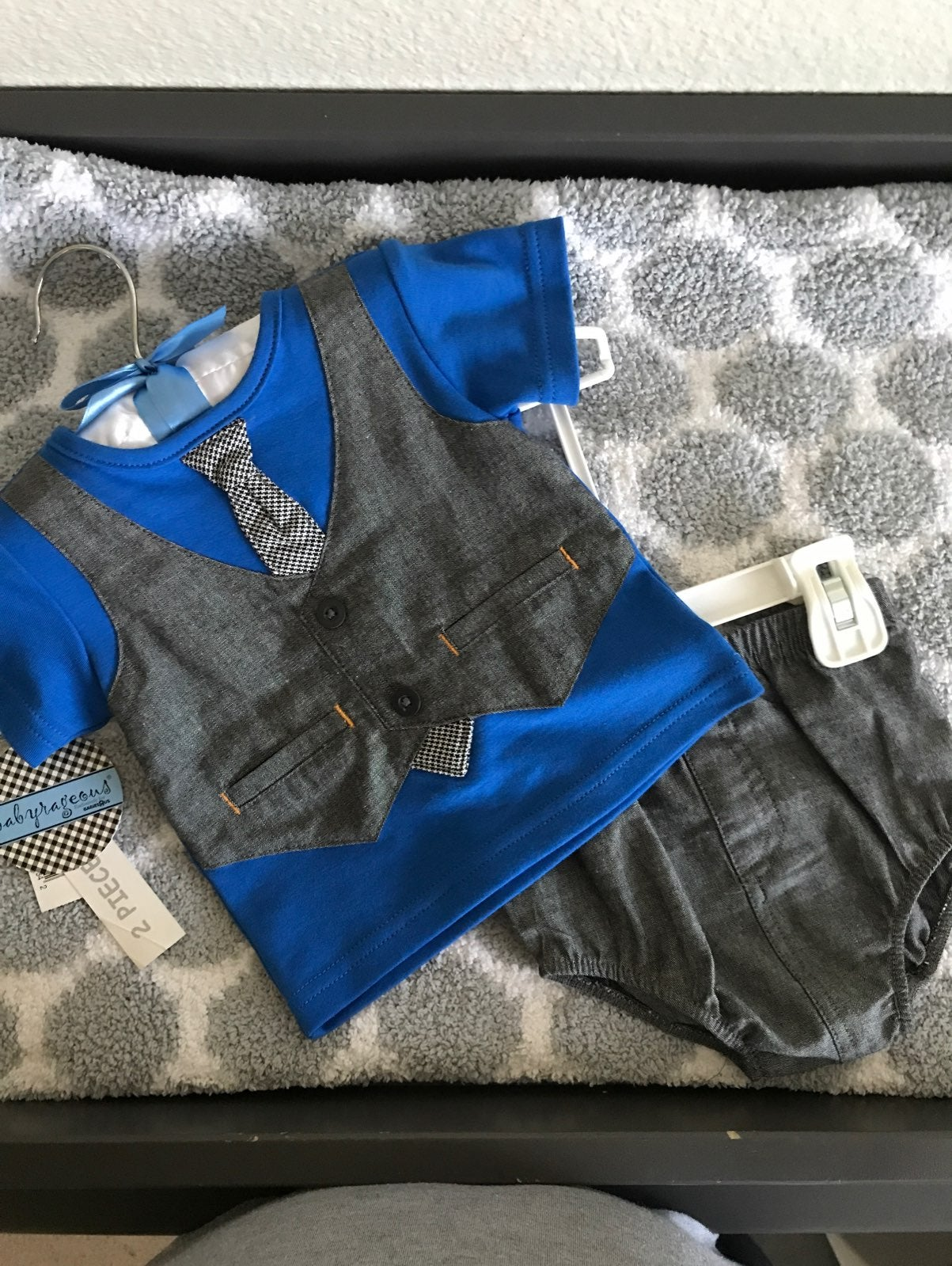 9 Month Old Baby Boy Outfit