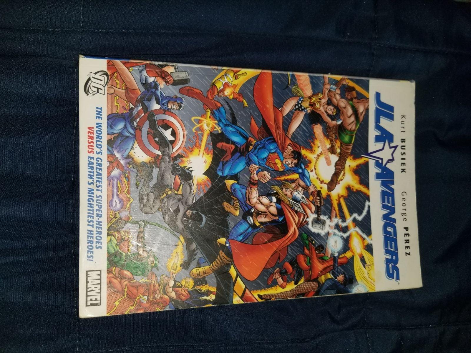JLA V Avengers