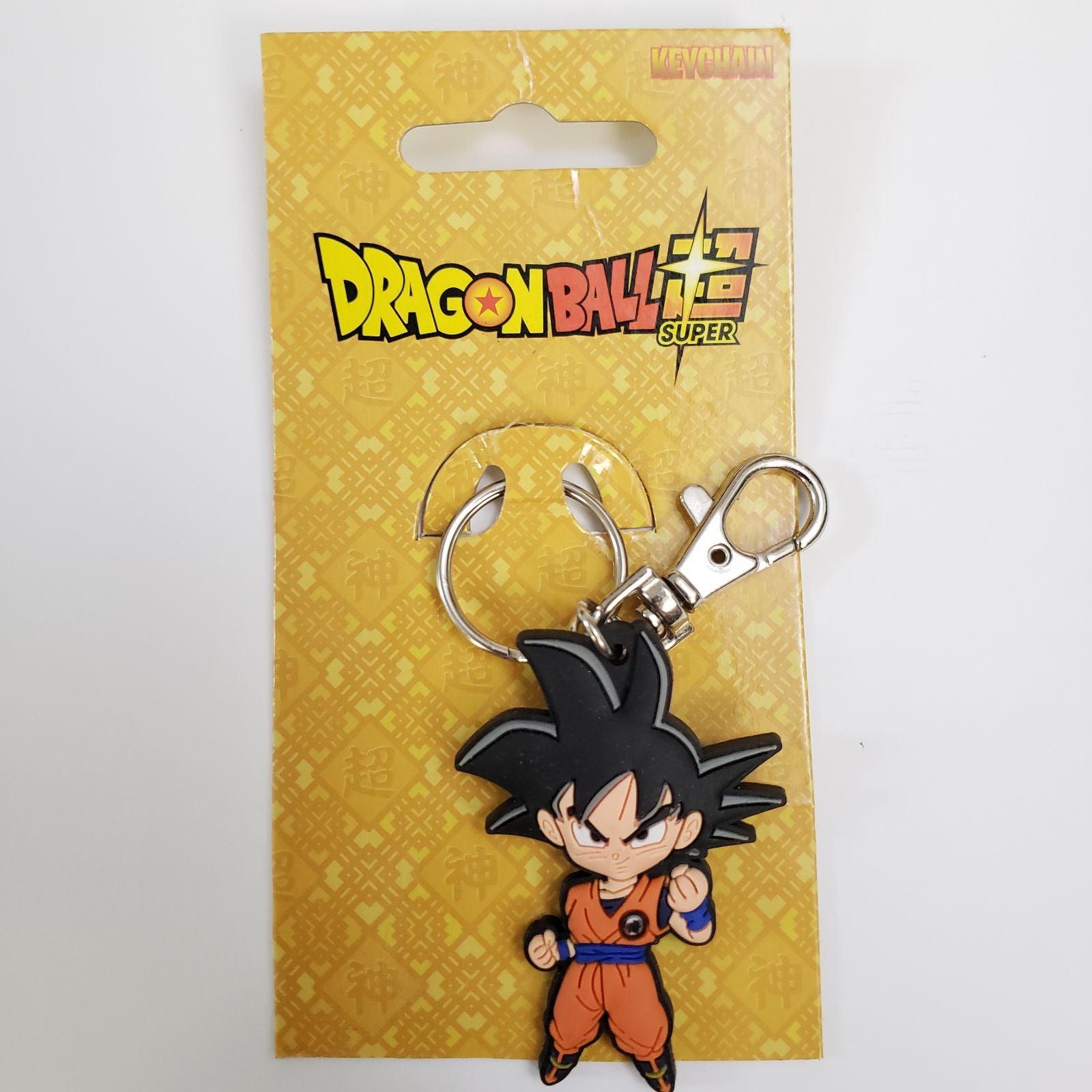 Dragon Ball Super: SD Goku PVC Keychain