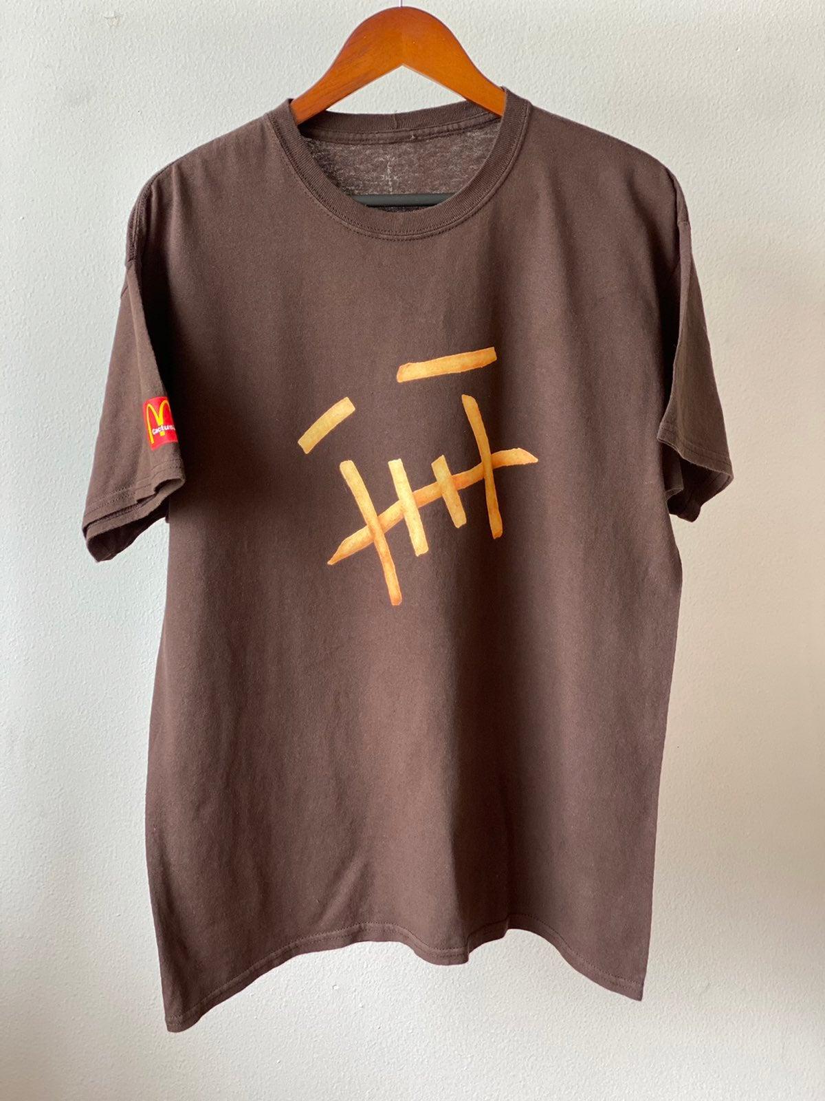 Travis Scott x McDonald's Fry II T-Shirt